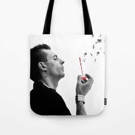FREE YOUR MUSIC Tote Bag