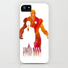 Iron Man iPhone (5, 5s) Slim Case