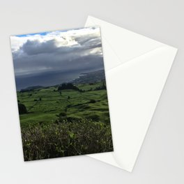 Green Land - Azores Stationery Cards