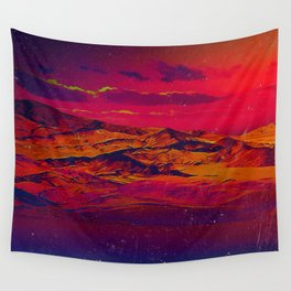 Time Wind Wall Tapestry