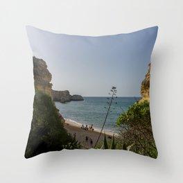 Seaside 06 Throw Pillow