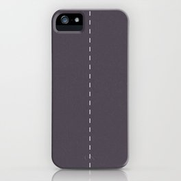 2 lanes, Time Rider iPhone Case