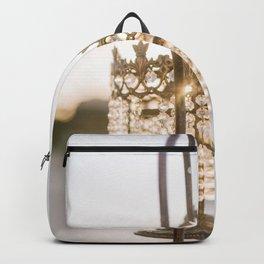 Detail Of Lamp At Beach   Ibiza Travel Photography   Art Print Backpack