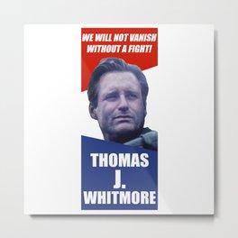 Thomas J. Whitmore Metal Print