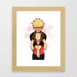 Kacchako Framed Art Print