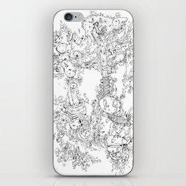 Pasolini`s Garden iPhone Skin