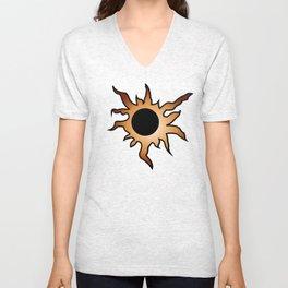Eclipse Logo Unisex V-Neck
