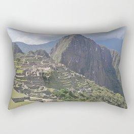 Machu Pichu Cuzco Peru Rectangular Pillow