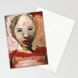 Scarlett/Newspaper Serie Stationery Cards