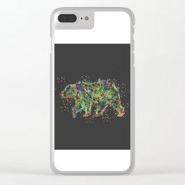 Ursa Major Clear iPhone Case