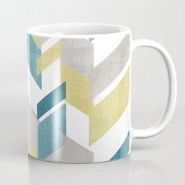 Bright geometrical pattern Coffee Mug