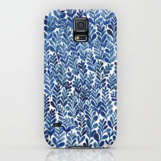 Indigo blues Galaxy S5 Slim Case