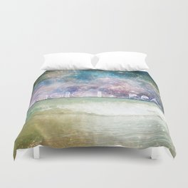 Magic Is Real II Duvet Cover