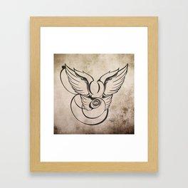 AngeloDiabolico G Framed Art Print