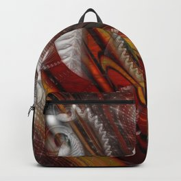 From Within Optical Illusion Art Backpack
