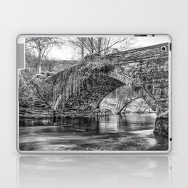 Water Under the Bridge Laptop & iPad Skin