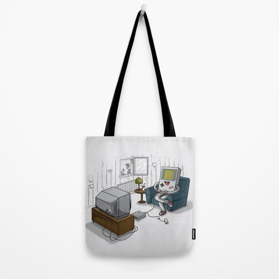True Computer Love Tote Bag