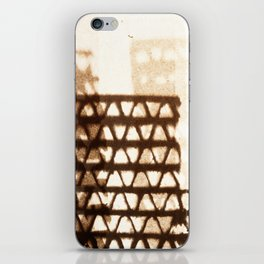 Skyline - Stacked iPhone Skin