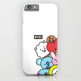All Gathered by Ania Mardrosyan iPhone Case