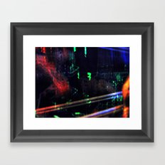 Abduct 5 Framed Art Print