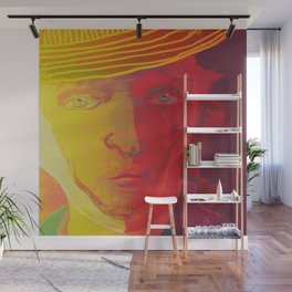 Dear Van Gogh / Stay Wild Collection Wall Mural
