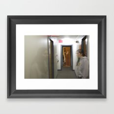 Wall to Wall Framed Art Print