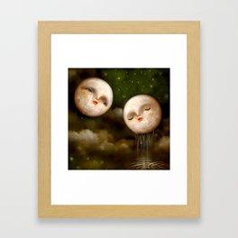 You, At Last Framed Art Print
