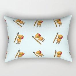 Graphic O20 Rectangular Pillow