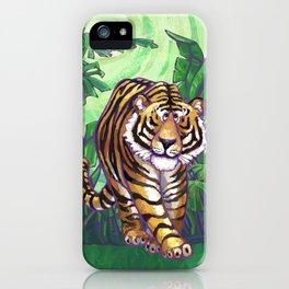 Animal Parade Tiger iPhone Case