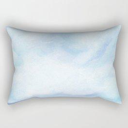 Warm Fall Days - Tropical Ocean Seascape Rectangular Pillow
