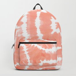 SHIBORI FESTIVAL SUMMER - WILD AND FREE - BLOOMING DAHLIA Backpack
