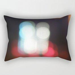No glasses on Rectangular Pillow