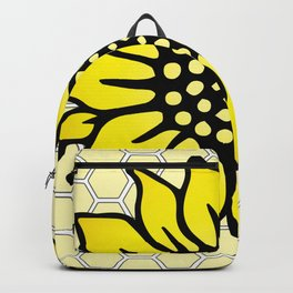 Save the Bees Design Four Backpack