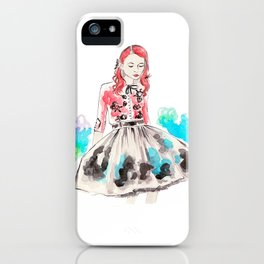 Sea of Shoes iPhone Case
