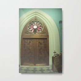 Entrance To Serenity XIX Metal Print