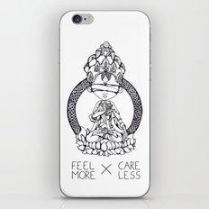 FeelMore x CareLess iPhone & iPod Skin
