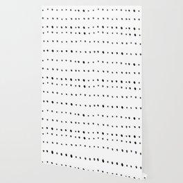 Modern boho dot Wallpaper