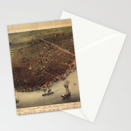New Orleans 1885 Stationery Cards