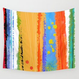 Bold Abstract 1 Wall Tapestry