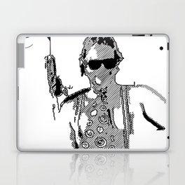 Harvey Klaus Laptop & iPad Skin