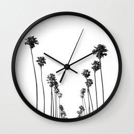 Palm Trees 8 Wall Clock