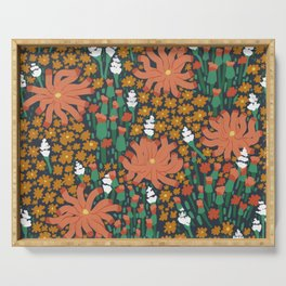 Floret in the closet Serving Tray