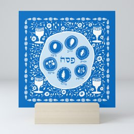 Passover art Mini Art Print