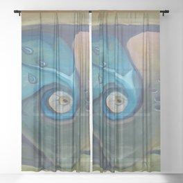 Heart by Lu Sheer Curtain