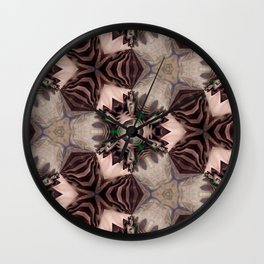 Mix of Mutated Patterns Var. 2 Wall Clock