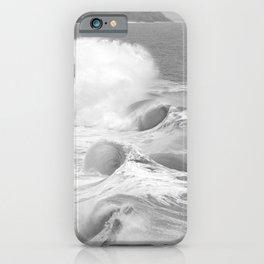 "Ocean Waves ""Tres Tubos"" iPhone Case"
