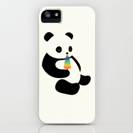 Panda Dream iPhone Case