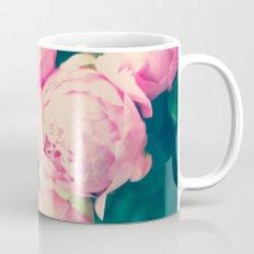 Pink parisian peonies Mug