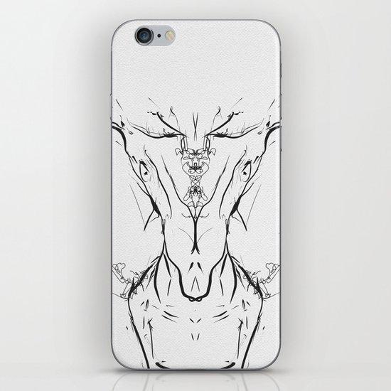 Belze iPhone & iPod Skin
