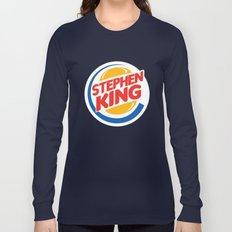 Stephen King Long Sleeve T-shirt